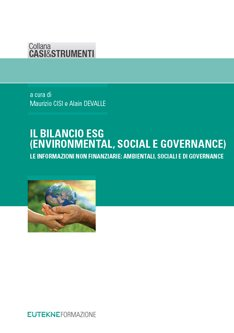 il bilancio ESG envinromental social e governance